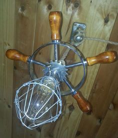 Retro Steering via Vintage Lighting. Click on the image to see more!