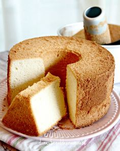 Baileys Irish Cream Chiffon Cake                                                                                                                                                                                 More