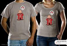 R$49.00 Catálogo - Camiseta Mestre dos Magos - Camisetas Red Bug
