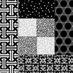 "Design a Quilt with My Free Quilt Block Patterns: Mock Log Cabin Quilt Block Pattern - 8"" Blocks"