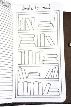 Homeschool planning: Books to Read How I Plan my homeschool year in my bullet journal: