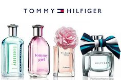Tommy Hilfiger Perfume Collection 2014