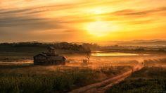 farmland by Tiger Seo - Photo 190181763 / 500px