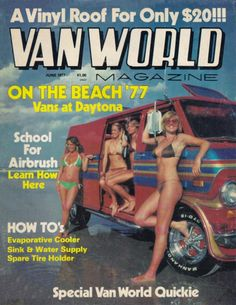 """rollinheavy:  """" On The Beach '77  """""""
