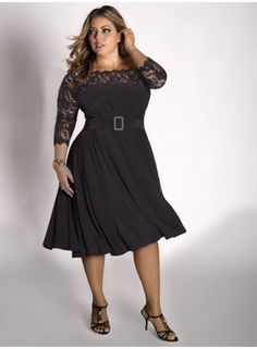 cutethickgirls.com elegant plus size cocktail dresses (10 ...