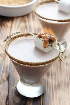 S'more Martini Recipe