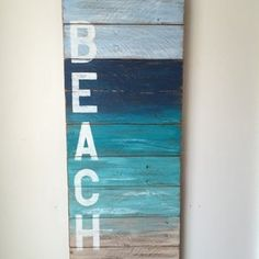 BEACH - Coastal Decor