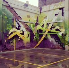 DVATE.. . #graffiti #streetart