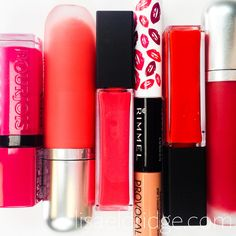 The high street and drugstore brands are killing it when it comes to super-vibrant, long-lasting liquid lipsticks. Bold Lips, Pink Lips, Lisa Eldridge, Makeup Package, Beauty Make Up, Beauty Stuff, Makeup Tips, Drugstore Makeup, Makeup Products