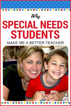 How teaching students with special needs in the general education classroom can make you a better teacher and how all students can benefit.