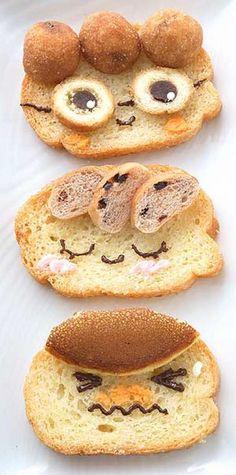 cute! i'll eat this