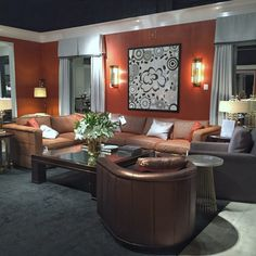 Elegant Arianne Bellizaire Inspired To Style Design Trends HPMKT High Point Market  Style Retro Vibe MidCentury Modern