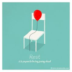 Have a good rest by ILoveDoodle, via Flickr