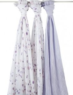 Organic Swaddle 3 pack Once upon a time. Babies. Organic Cotton. Moda sostenible
