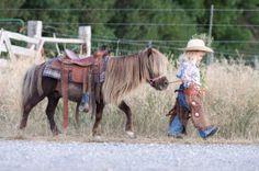 Little Cowgirls Dreams - so cute!