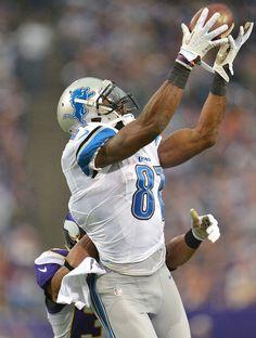 Calvin Johnson-WR- Detroit Lions
