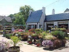 the pure gardener, geneva il...going to tear this place down :(