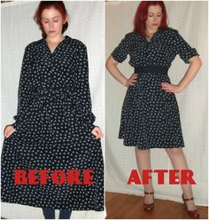 Refashion Co-op: Catching up with my triangle dress