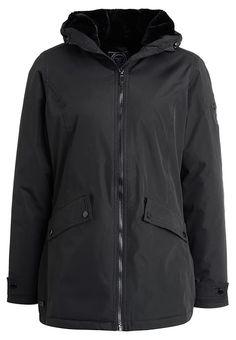 Regatta BRIENNA - Parka - black for £76.49 (07/10/17) with free delivery at Zalando