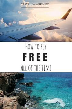 Flying for free is important to our budget traveling needs. We use several resources and tools to make sure we are always able to travel at the drop of a hat.
