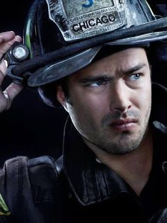 Chicago Fire: Severide...up close and personal | Shared by LION