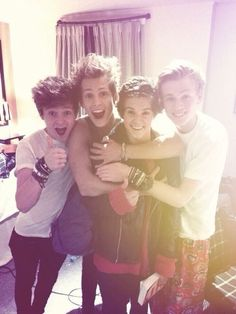 The Vamps - Connor James Brad Tristan Bradley Simpson, Boy Bands, Meet The Vamps, Vamps Band, Somebody To You, Will Simpson, Interview, Celebs, Celebrities