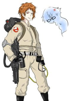 Ghost Busters X K Project