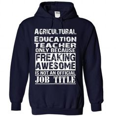 Agricultural Education Teacher T Shirts, Hoodies. Check Price ==►…