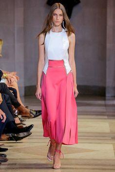 9e1e70a0d80a3 Carolina Herrera Pret A Porter Primavera Verano 2016 (New York Fashion Week)