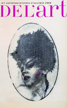 DEL'ART #9 En couverture : Jean-Luc Verna