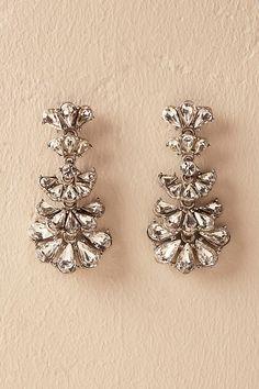 Miya Crystal Drop Earrings