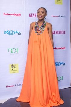 The Genevieve Summer Party held on Sunday, 3rd July at the Fahrenheit Loft in Victoria Island, Lagos and the dress code was #SummerFly . See who made it on our Best Dressed List!