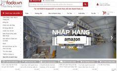 Nơi nhận mua hàng Amazon.co.jp Nhật tại Việt Nam ở đâu?