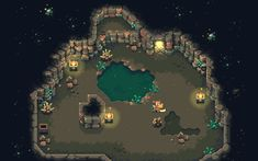 Not much is know about Sparklite except that, boy does it look lovely! on pixel art. Sprites, Game Design, Arte 8 Bits, Pixel Animation, Pixel Art Games, Pixel Design, Environment Concept Art, Gifs, Tutorials