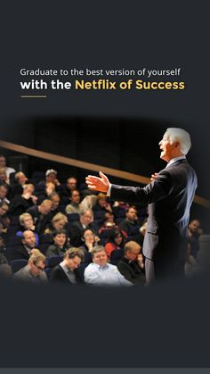 Are you ready to #takecontrol of your future? 🕹Introducing... Brian Tracy University, aka my Netflix of Success! Just like Netflix, you'll be able to stream my most powerful lessons on-demand, from anywhere in the world, at YOUR own pace ⏯Enroll now!