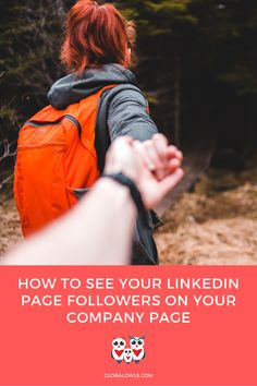 Are you gaining some nice #followers on your #LinkedIn #company page? You might want to learn who is #following you. Here's how you can find out. Are you gaining some nice #followers on your #LinkedIn #company page? You might want to learn who is #following you. Here's how you can find out. #LinkedInMarketing #SocialMediaMarketing #DigitalMarketing #OnlineMarketing