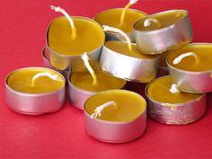 Jak na ekologickou domácnost: Domácí výroba svíček ze včelího vosku