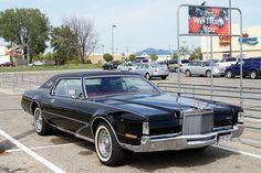 72 Lincoln Continental Mark IV