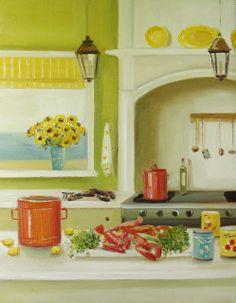 Lobster And Lemons