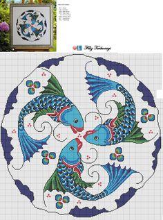 Designed and stitched by Filiz Türkocağı.