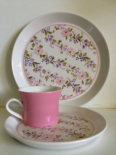 Hey, I found this really awesome Etsy listing at https://www.etsy.com/listing/215174090/vintage-mikasa-duplex-pink-ribbon-by-ben