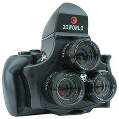 Image detail for -3DWorld's TL120-1 Digital Camera Creates 3D Pictures « kandaka