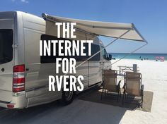You will likely want to make some changes to the way you connect to the Internet in your RV after listening to this http://roadtreking.com/70