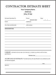 Free Hvac Bid Proposal Template  Top Of Insurance  Hvac Proposal