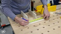 Learn how to make a custom wooden drawer organier with only 4 affordable tools. Kitchen Drawer Dividers, Diy Kitchen Storage, Kitchen Organization, Kitchen Drawers, Organization Ideas, Organizing, Diy Drawer Organizer, Drawer Organisers, Wooden Drawers
