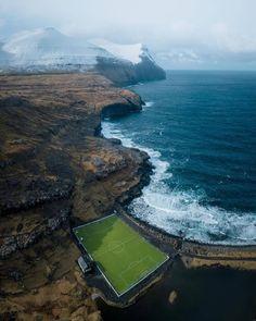 Credit by Instagram >>> ©eventyr Beautiful Landscape Photography, Beautiful Landscapes, Nature Photography, Photography Photos, Visit Faroe Islands, Visit Denmark, Destinations, Tivoli Gardens, Europe Photos