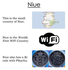 The coolest country on earth: Niue