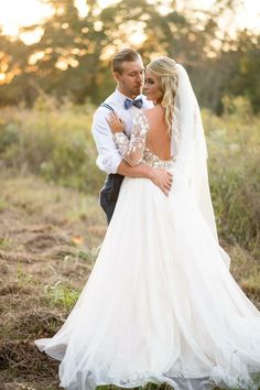 Hayley Paige Real Bride Wearing RemmingtonGown Justgotpaiged JLMcouture