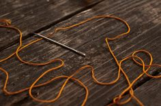 Silver Needle and Golden Thread | Flickr - Photo Sharing!
