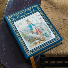 A Leather-Bound Collector's Edition of one of the world's best-loved children's book authors.